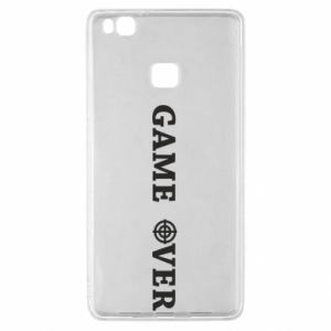 Huawei P9 Lite Case Game over