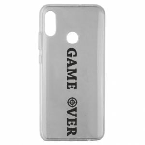 Huawei Honor 10 Lite Case Game over