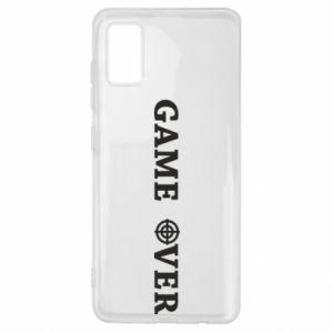 Samsung A41 Case Game over