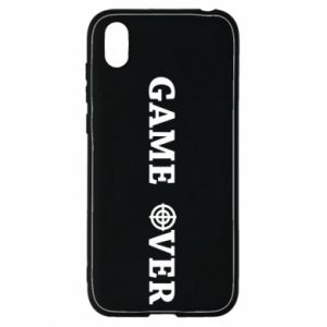 Huawei Y5 2019 Case Game over