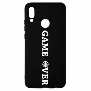 Huawei P Smart 2019 Case Game over
