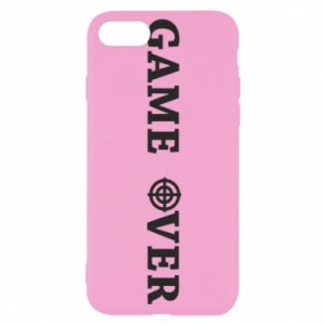 iPhone SE 2020 Case Game over