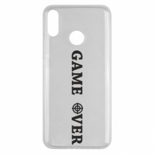 Huawei Y9 2019 Case Game over