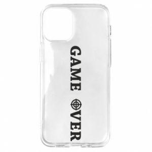 iPhone 12 Mini Case Game over