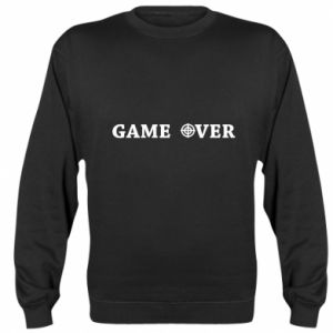Bluza (raglan) Game over