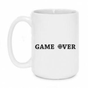 Kubek 450ml Game over