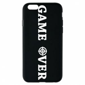 Etui na iPhone 6/6S Game over