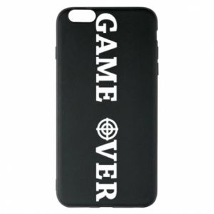 Etui na iPhone 6 Plus/6S Plus Game over