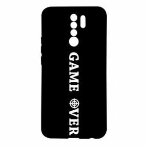 Xiaomi Redmi 9 Case Game over