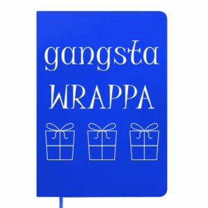 Notepad Gangsta Wrappa