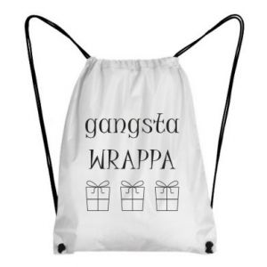 Backpack-bag Gangsta Wrappa