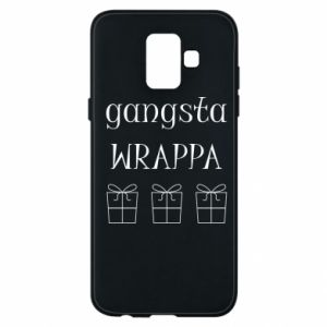 Samsung A6 2018 Case Gangsta Wrappa