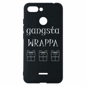 Xiaomi Redmi 6 Case Gangsta Wrappa