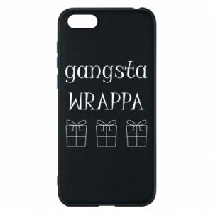 Huawei Y5 2018 Case Gangsta Wrappa