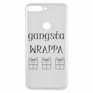 Huawei Y7 Prime 2018 Case Gangsta Wrappa