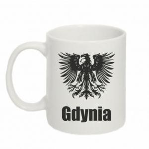 Kubek 330ml Gdynia