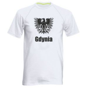 Męska koszulka sportowa Gdynia