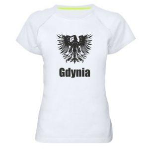 Damska koszulka sportowa Gdynia
