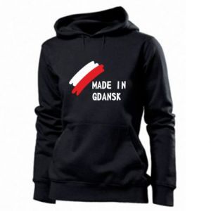 Women's hoodies Made in Gdansk