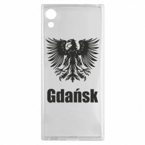 Damska koszulka V-neck Gdansk - PrintSalon