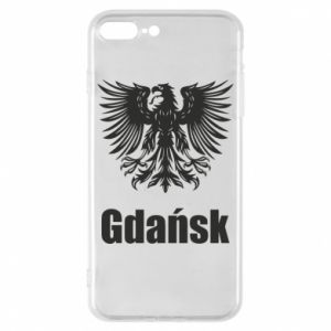 Phone case for iPhone 8 Plus Gdansk