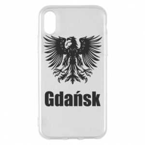 Phone case for iPhone X/Xs Gdansk