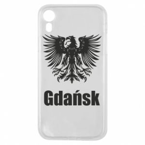 Phone case for iPhone XR Gdansk