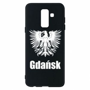 Phone case for Samsung A6+ 2018 Gdansk