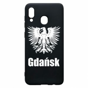 Phone case for Samsung A20 Gdansk