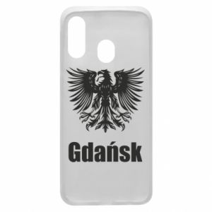 Phone case for Samsung A40 Gdansk