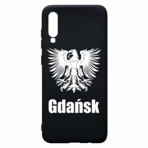 Phone case for Samsung A70 Gdansk