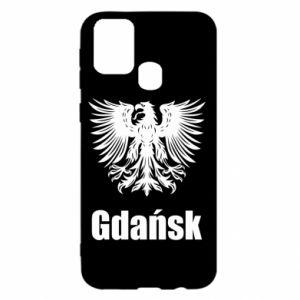 Męska koszulka Gdansk - PrintSalon
