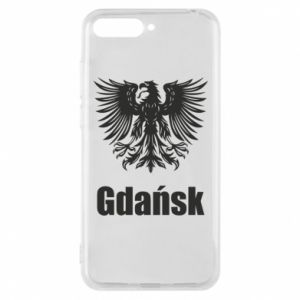 Phone case for Huawei Y6 2018 Gdansk