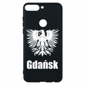 Phone case for Huawei Y7 Prime 2018 Gdansk