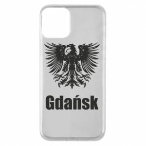 Phone case for iPhone 11 Gdansk