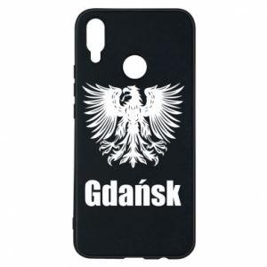 Phone case for Huawei P Smart Plus Gdansk