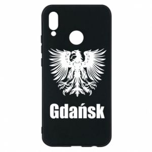 Phone case for Huawei P20 Lite Gdansk