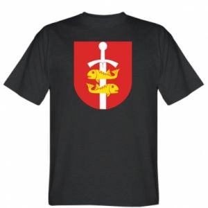 T-shirt Gdynia coat of arms