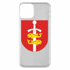 iPhone 11 Case Gdynia coat of arms