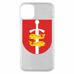 iPhone 11 Pro Case Gdynia coat of arms