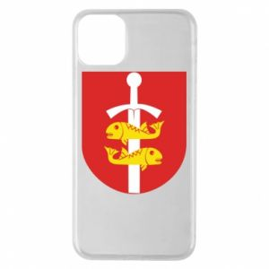 iPhone 11 Pro Max Case Gdynia coat of arms