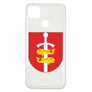 Xiaomi Redmi 9c Case Gdynia coat of arms