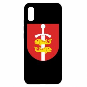 Xiaomi Redmi 9a Case Gdynia coat of arms
