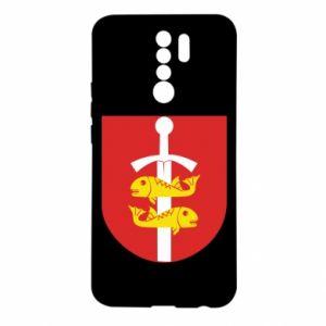 Xiaomi Redmi 9 Case Gdynia coat of arms
