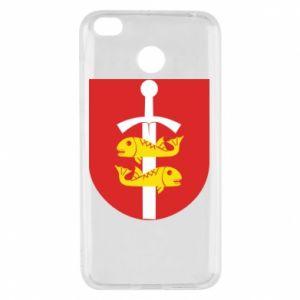 Xiaomi Redmi 4X Case Gdynia coat of arms