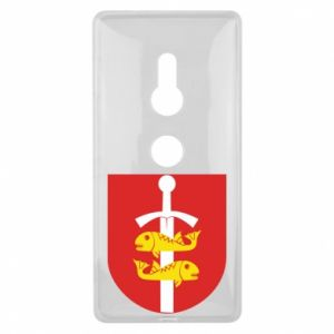Sony Xperia XZ2 Case Gdynia coat of arms