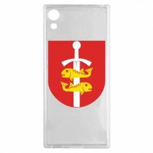 Sony Xperia XA1 Case Gdynia coat of arms