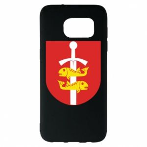 Samsung S7 EDGE Case Gdynia coat of arms