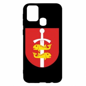 Samsung M31 Case Gdynia coat of arms