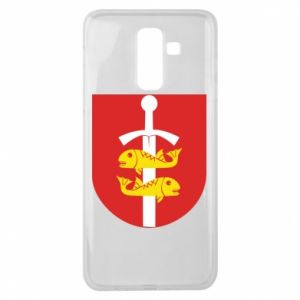Samsung J8 2018 Case Gdynia coat of arms